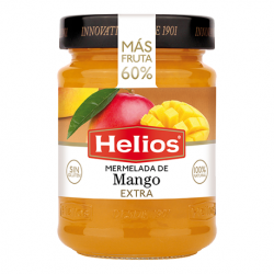 HELIOS Mango Jam Jar with 340 net grams