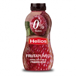 HELIOS FRUTAPUNTO Extra Raspberry  Jam No Drip Soft Bottle with 350 net grams