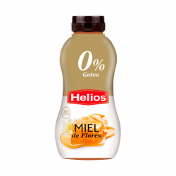 HELIOS Non Drip Honey Soft Bottle with 400 net grams