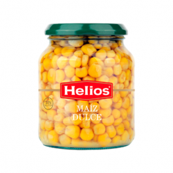 HELIOS Sweet Corn Jar with 340 net grams
