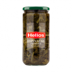 HELIOS Spinach Jar with 660 net grams - Conservalia