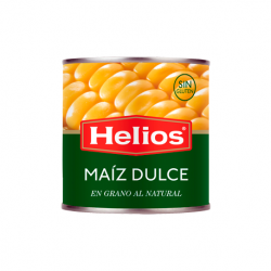 HELIOS Sweet Corn Can with 340 net grams