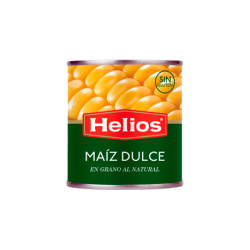 HELIOS Sweet Corn Can with 150 net grams