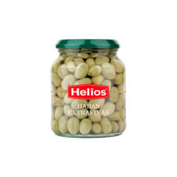 HELIOS Extrafine Beans Jar with 340 net grams - Conservalia