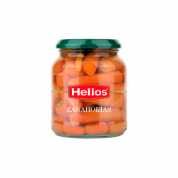 HELIOS Carrots Jar with 340 net grams - Conservalia