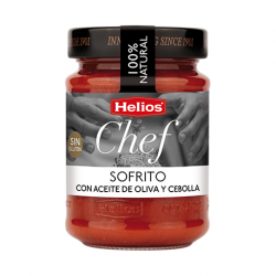 HELIOS CHEF Sauce Base Jar with 300 net grams - Conservalia