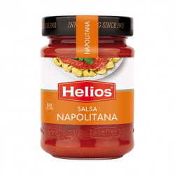 HELIOS Neapolitan Sauce Jar with 300 net grams