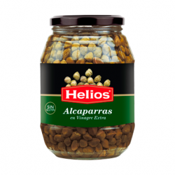 HELIOS Pickled Capers Jar with 1 kg net - Conservalia