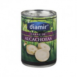 DIAMIR Artichoke Meat Can with 390 net grams