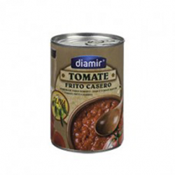 DIAMIR Homemade Fried Tomato Can with 400 net grams