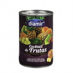 DIAMIR Fruit Cocktail Can with 420 net grams