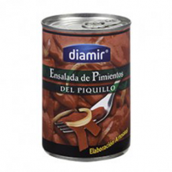 DIAMIR Piquillo Peppers Salad Can with 390 net grams