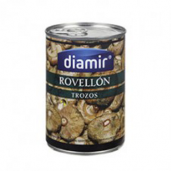 DIAMIR Wild Mushrooms Pieces Can with 390 net grams