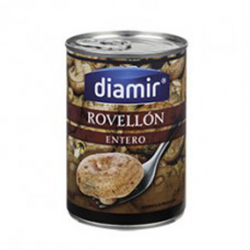 DIAMIR Wild Mushrooms Whole Can with 390 net grams
