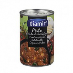 DIAMIR Fried Vegetables Can with 420 net grams