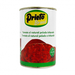 PRIETO Crushed Tomato Can with 390 net grams