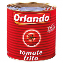 ORLANDO Fried Tomatoes Can with 2.650 net grams