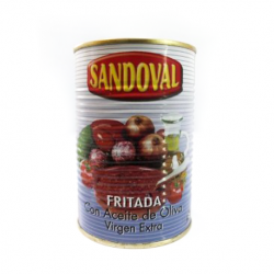 SANDOVAL Fried Vegetables Can with 500 net grams