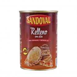 SANDOVAL Tuna-Stuffed Can with 420 net grams