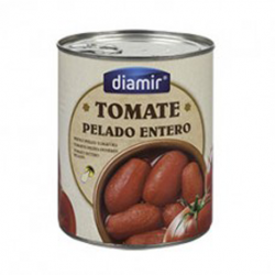 DIAMIR Peeled Whole Tomatoes Can with 780 net grams