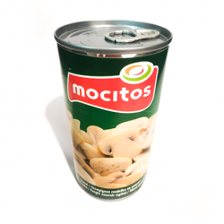 MOCITOS Sliced Mushroom 1/2 Can with 350 net grams