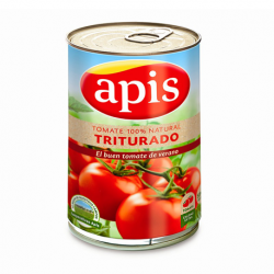 APIS Crushed Tomato Can with 400 net grams