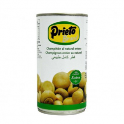 PRIETO Whole Mushroom Can with 350 net grams