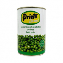 PRIETO Peas Can with 390 net grams
