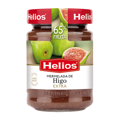HELIOS Fig Jam Jar with 340 net grams - Conservalia