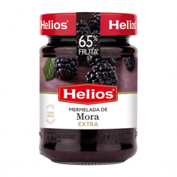 HELIOS Blackberry Jam Jar with 340 net grams