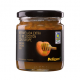 DELIZUM Organic Peach Jam with Agave Syrup Jar with 270 net grams