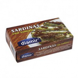 DIAMIR Sardine with Tomato Can with 125 net grams