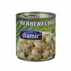 DIAMIR Natural Miniformosa Cockles Can with 185 net grams