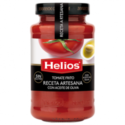 HELIOS Homemade Style Tomato Sauce with Olive Oil Jar with 570 net grams